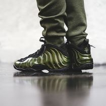 ☆最新作☆入手困難☆Nike Air Foamposite One 'Legion Green'