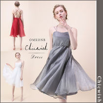 【国内発送・関税込】Chicwish★Luxurious Cross-strap Dress
