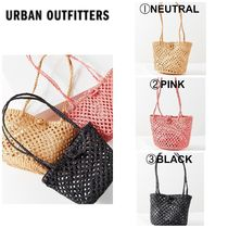 【UrbanOutfitters】●日本未入荷●Artesano Cristi Straw Bag