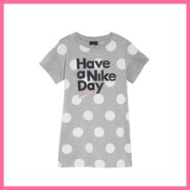 Nike☆Nike Have a Nike Day☆ Tシャツドレス☆2−6歳