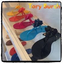 ★SALE★Tory Burch BLOSSOM JELLY THONG超可愛いゼリーサンダル