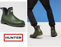 Target(ターゲット) ブーツ 即日発送 HUNTER★TARGET レインブーツ Waterproof Ankle Boots