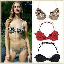 Marysia*ZUMA TOP & LA JOLLA BOTTOM ホルターネックビキニ*6色