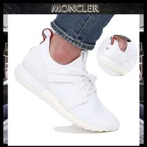【MONCLER モンクレール】18SS EMILIEN スニーカー WHITE/追跡付