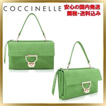 COCCINELLE(コチネレ) ショルダーバッグ・ポシェット ◇COCCINELLE◇ Arlettis Suede Shoulder Bag 【関税送料込】