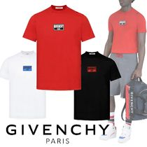 【GIVENCHY】色展開◆ロゴパッチ Tシャツ