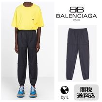 【関税送料込】*BALENCIAGA* Lightweight nylon 3 in 1 joggers