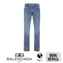 【関税送料込】*BALENCIAGA* Slim fit jeans