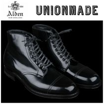 【Alden x Unionmade】☆海外限定☆STANYAN PERFORATED CAP TOE