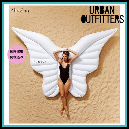 UrbanOutfitters★FUNBOY Angel Wings浮き輪★送料・関税込み
