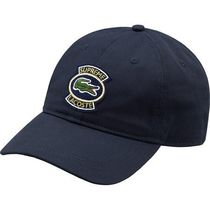 9 week SS18 Supreme LACOSTE Twill 6-Panel
