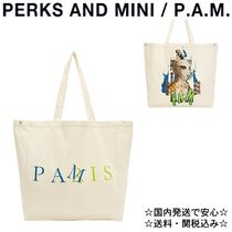 PAM(パム) トートバッグ 【Perks and Mini】After Long Absence トート (送料関税無料)