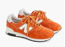 J Crew(ジェイクルー) スニーカー 【J Crew】New Balance for J.Crew 1400 sneakers in orange
