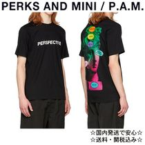 PAM(パム) Tシャツ・カットソー P.A.M【Perks and Mini】Perspective Tシャツ (送料関税無料)