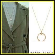 送料関税込☆Maria Black☆ORIONネックレス HIGH POLISHED GOLD
