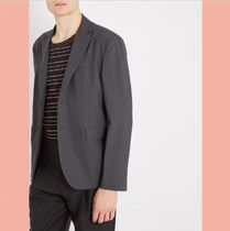 ACNE STUDIOS Antibes single-breasted stretch-wool blazer