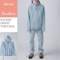 ACNE Bla Konst Cloud light vintage プルオーバーフーディ