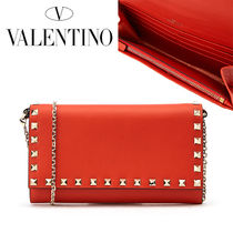 VALENTINO★Rock Stud Chain ショルダーバッグ_NW2P0652BOL 32M