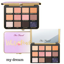 Too Faced♡WHITE PEACHY EYESHADOWS