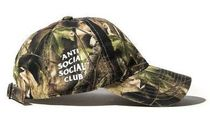 ANTI SOCIAL SOCIAL CLUB LOGO LOGO CAP  Hidden Messages