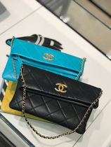 最新モデル★2018 S/S CHANEL★Timeless Clutch with Chain