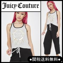 """Juicy Couture"""" パジャマ上下セット タンクトップ&パンツ"""
