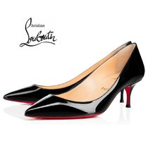 ∞∞ Christian Louboutin ∞∞ Pigalle 55パンプス☆BLACK