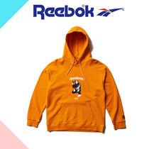 REEBOK X CRITIC★CR PSYCHO BUTCHER HOODIE RETRO YELLOW