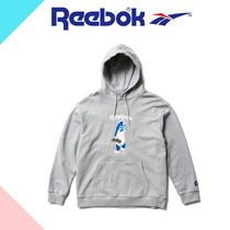 REEBOK X CRITIC★CR PSYCHO BUTCHER HOODIE RETRO GREY