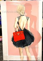 Oliver Gal 大きい 61x91cm Fashion Show Party キャンバス