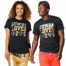 ★国内発送★ ズンバ Zumba Lovers Tee Bold Black