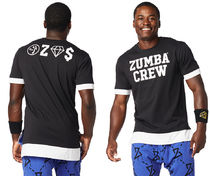 ★国内在庫★ ズンバ Zumba Part Of The Crew Neck Tee