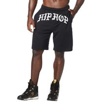★国内発送 ズンバ Zumba Hip Hop Basketball Shorts Bold Black