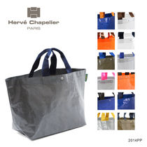 【2018 SS】『Herve Chapelier』マルシェバッグ M[2014PP]