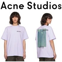 【Justin Bieber愛用】Purple Jaceye 'Meaning' Print T-Shirt
