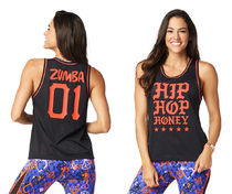 ★国内発送★ ズンバ Zumba Hip Hop Honey Jersey Bold Black