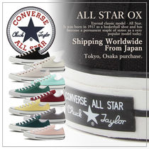 【CONVERSE】コンバース ALL STAR 100 COLORS OX 100周年記念