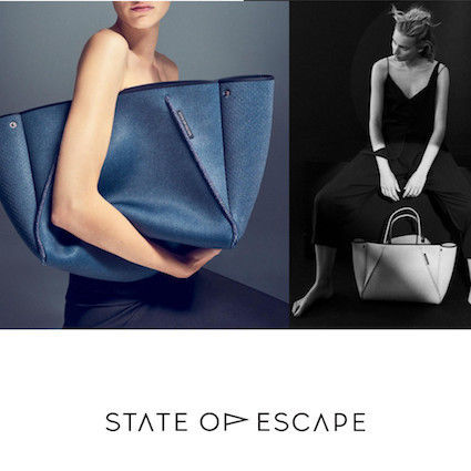 【State of Escape】GUISE TOTE BAG