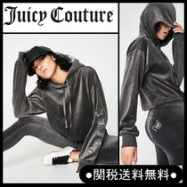 """【NEW】*Juicy Couture""""WILDSTYLE CROPPED ジップパーカー"""