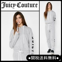 """【NEW】*Juicy Couture""""LA STAMP PULLOVERパーカー"""