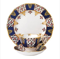 100Years Tea &Cup& plate set 1900【送料・関税込】3点セット