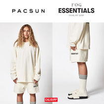 【限定】FEAR OF GOD x PACSUN ショートパンツ-WHITE