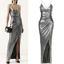 18SS BAL264 CRYSTAL EMBELLISHED EVENING GOWN