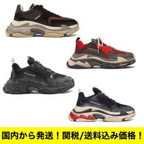 【関税送料込】 BALENCIAGA Triple S トリプルS DADスニーカー