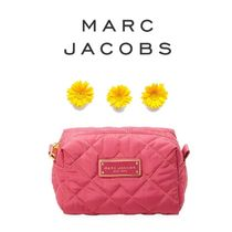 MARC JACOBS マークジェイコブス Quilted Large 化粧ポーチ
