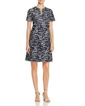 Tory Burch Dina Printed Shift Dress