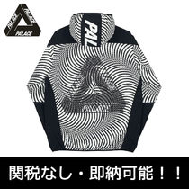 即納 国内発PalaceSkateboards SWIRL HOOD JACKET  パレス