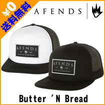 AFENDS(アフェンズ) キャップ アフェンズ AFENDS スナップバックキャップ 帽子 Butter N Bread