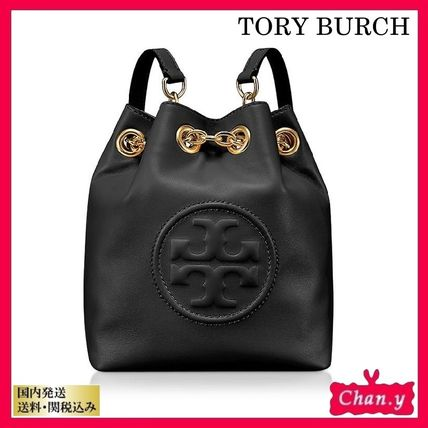 Tory Burch マザーズバッグ 送料・関税込み☆Tory Burch Mini Backpack ブラック