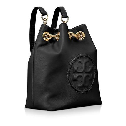 Tory Burch マザーズバッグ 送料・関税込み☆Tory Burch Mini Backpack ブラック(2)